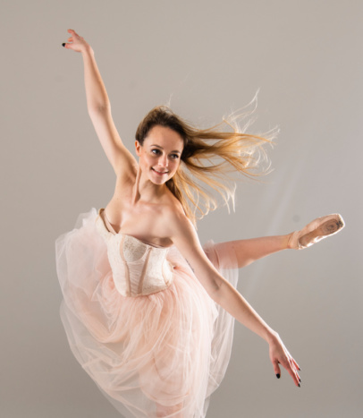 Marie Caroline - Danseuse Nantes Cours Hamon