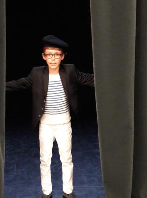 Stage théâtre enfants 8-12 ans Studio Coudray Nantes