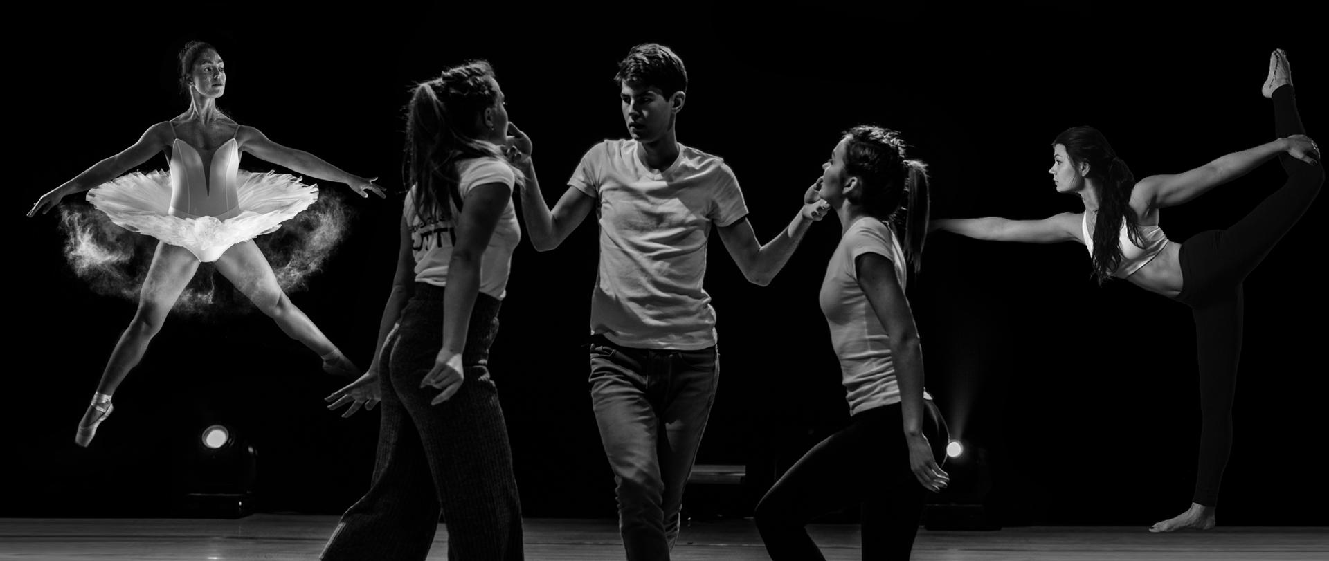 Cours Hamon danse, théâtre et yoga Studio Coudray