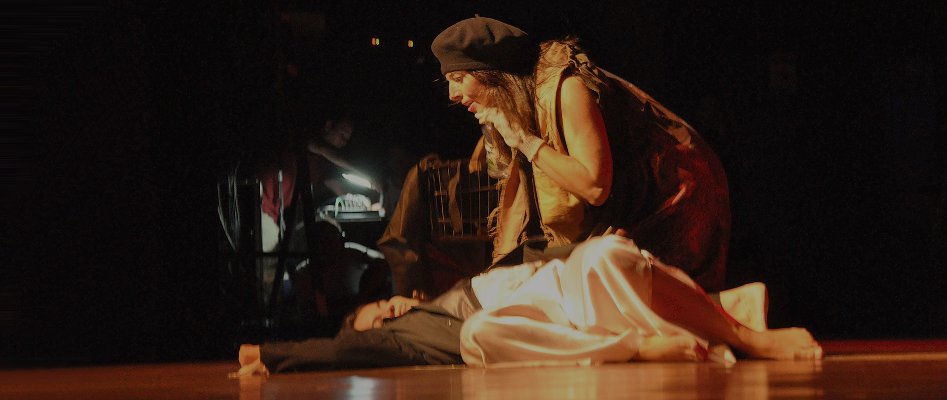 Cours théâtre Nantes Studio Coudray cours Hamon