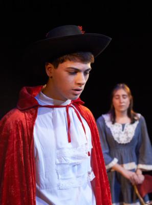 Stage théâtre ados 13-16 ans Manoir des Loges en Mayenne